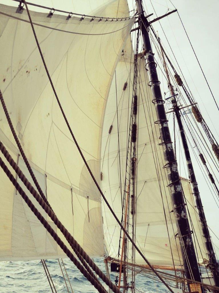 MEIN AVONTUUR – PART 2 – SHIPMATE PEGGY
